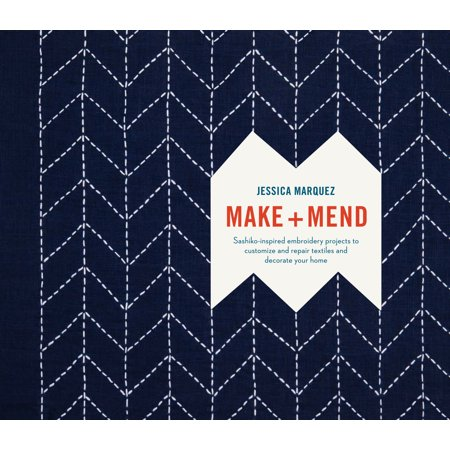 Make and Mend : Sashiko-Inspired Embroidery Projects to Customize and Repair Textiles and Decorate Your Home - Decorate Your Office Door For Halloween
