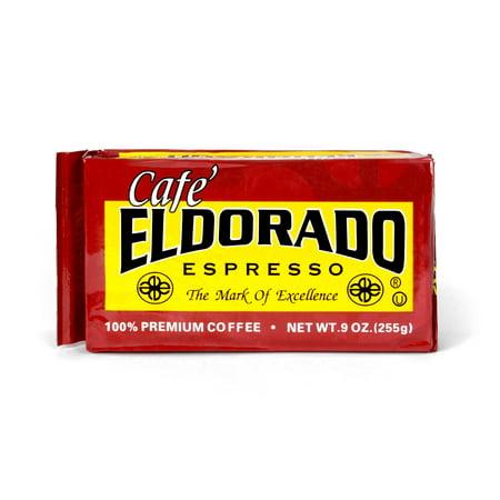 Eldorado Espresso Brick 9 oz
