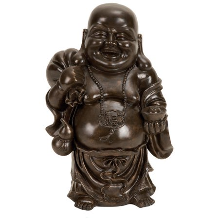 Polystone Buddha For Religious Home Decor