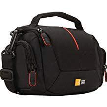 CASE LOGIC DCB 305BLACK Camcorder Kit Bag Black consumer electronics