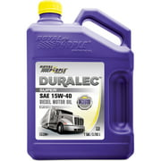 (6 Pack) Royal Purple 15W-40 Synthetic Motor Oil, 1 gal