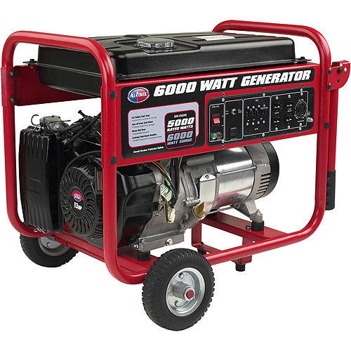 Allpower 6000W Portable Generator, APGG6000