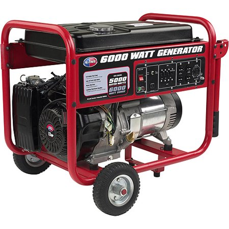 Allpower 6000W Portable Generator, APGG6000