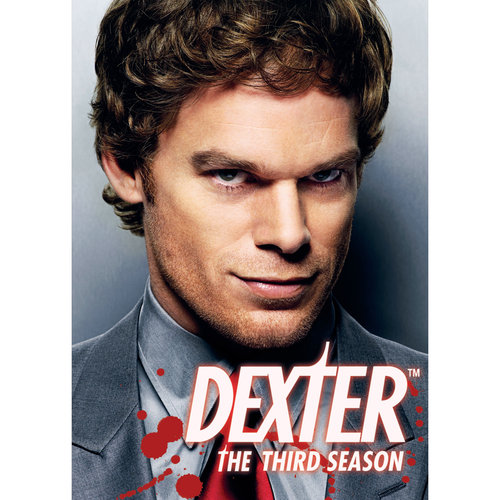 Paramount Pictures Dexter: Complete 3rd Season DVD