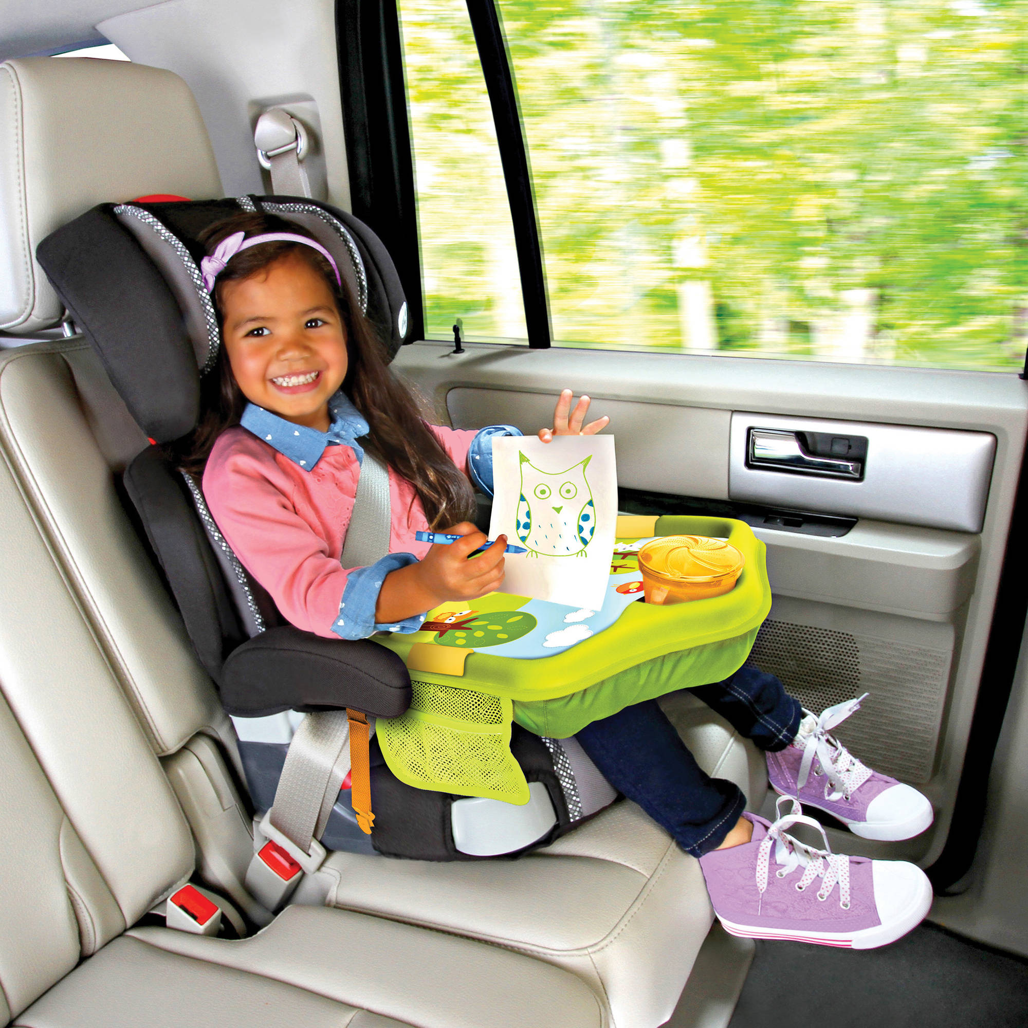 BRICA Are We There Yet Travel Tray - Walmart.com