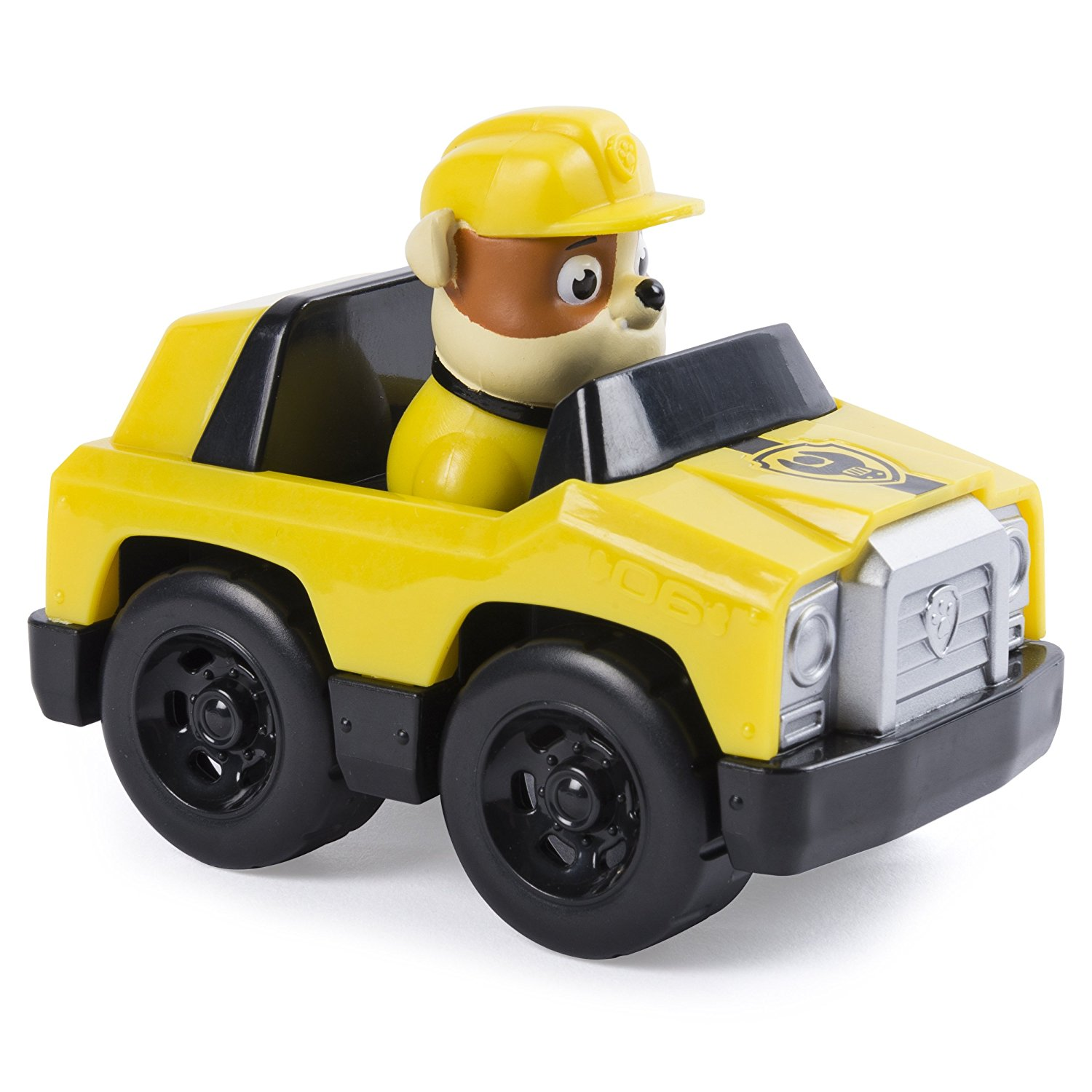 Paw Patrol Rescue Racers - Roadster - Rubble