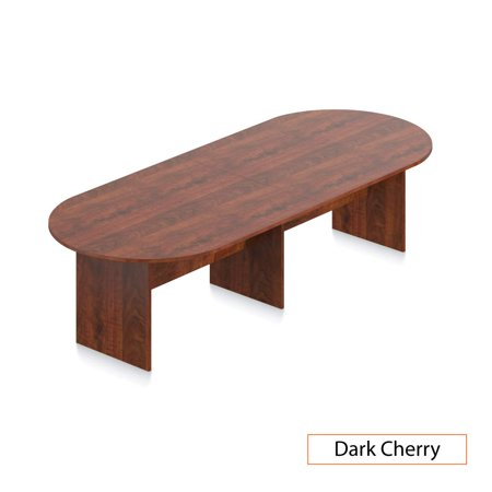 GOF 6 FT Office Conference Table (71W x 36D x 29.5H) Dark Cherry - Office Conference Room