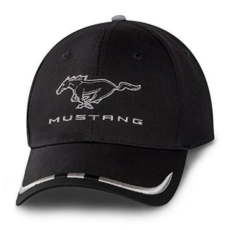 Ford Mustang Black Racing Baseball (Tom Ford Baseball Cap)