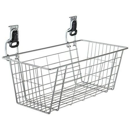 Rubbermaid Home Prod Dorfile 1784453 24u0022 Fasttrack Wire Basket