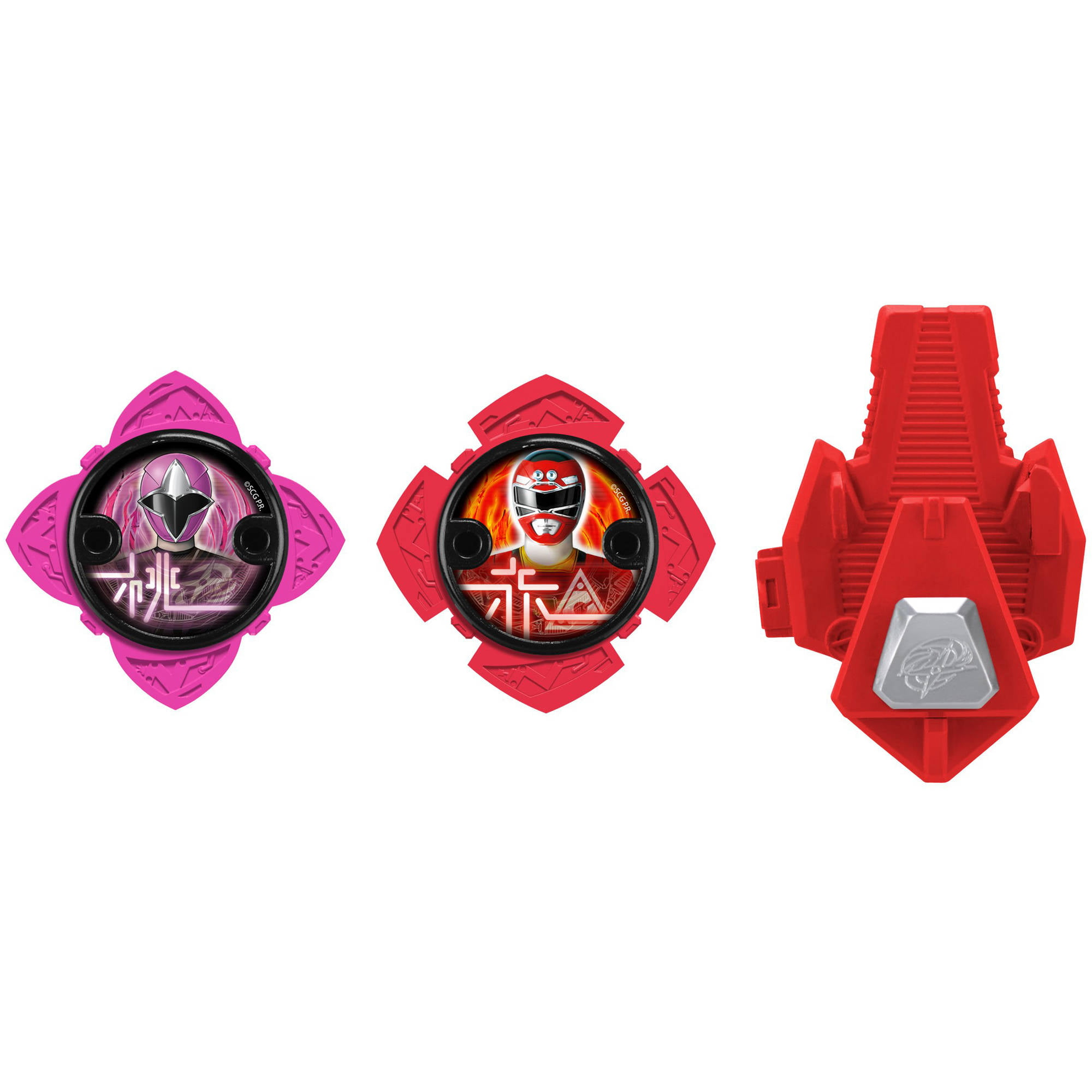 Power Rangers Ninja Steel Ninja Power Star Pack, 43755 by Bandai America, Inc