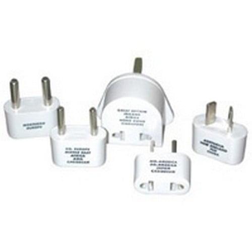 Adapter Plug 5-Piece Set