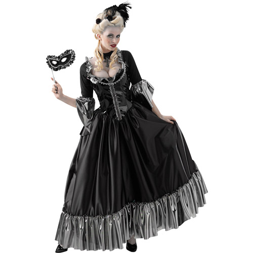 Masquerade Queen Adult Halloween Costume