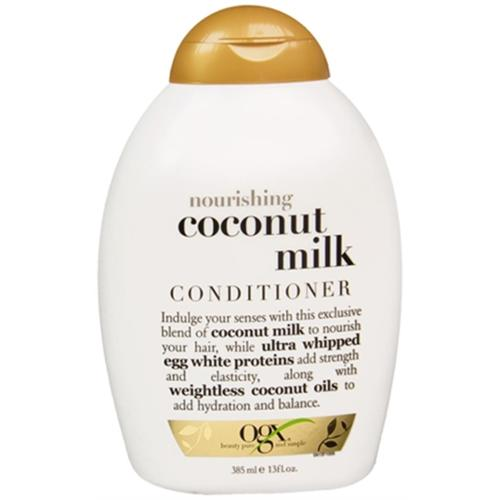 Organix Nourishing Coconut Milk Conditioner 13 oz (Pack of 2)