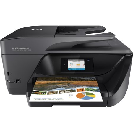 Hp Officejet Pro 6978 All In One Multifunction Printer Copier Scanner Fax Machine