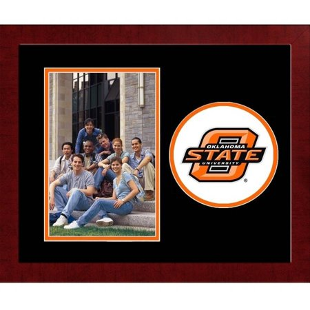 Oklahoma State Cowboys Spirit Photo Frame (Vertical)