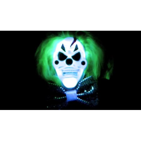Halloween H20 Mask Change (Crazy Clown Color Changing Adult)