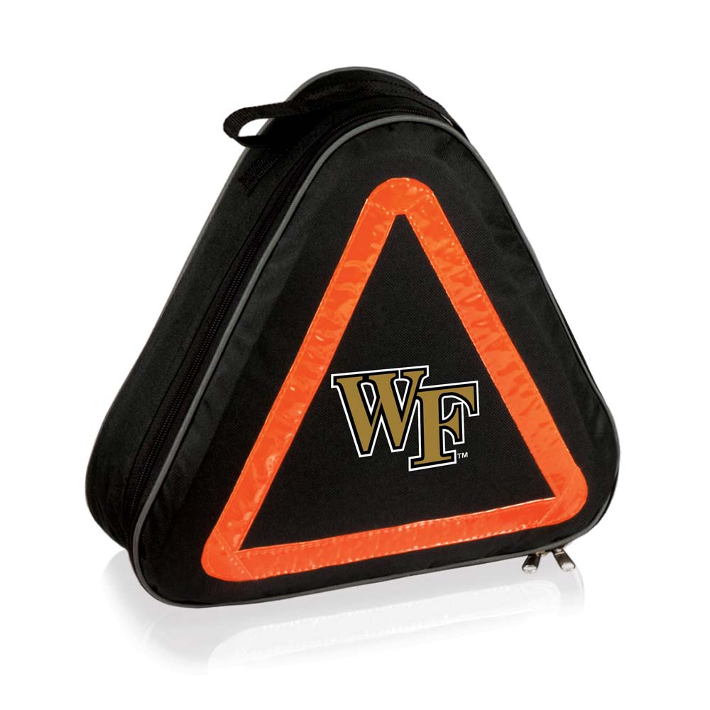 Wake Forest Roadside Emergency Kit (Black)