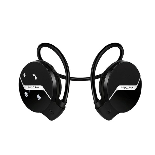 I Kool Sport 101 Bluetooth Headphones Bluetooth Headsets Compact Wireless Sport Headphone For Running Compatible With Iphone Ipad Samsung Other Bluetooth Devices Black Walmart Com Walmart Com