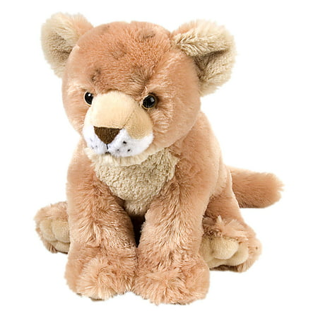 Cuddlekins Lion Baby Plush Stuffed Animal by Wild Republic, Kid Gifts, Zoo Animals, 12 Inches - Baby Lion
