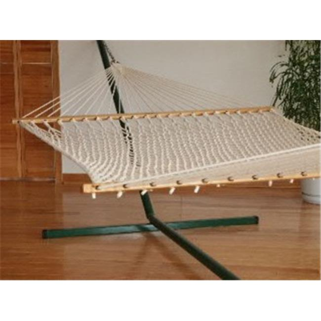 KING-CORD DHXLN Deluxe Hammock, Natural Beige - Extra Large