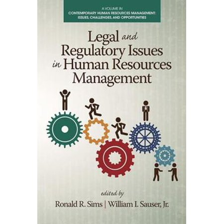 Legal and Regulatory Issues in Human Resources Management -
