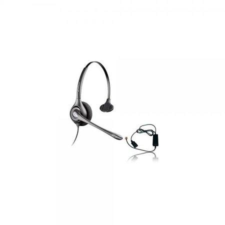Avaya 4624 Ip Telephone (Avaya Nortel Compatible Plantronics HW251N VoIP Direct Connect Headset Bundle - Avaya | Nortel 1120e, 1140e, 1150e, 1165e IP)