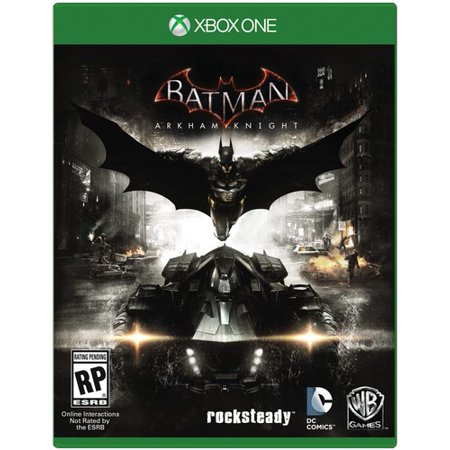 Batman Arkham Knight, Warner, Xbox One, 883929411283