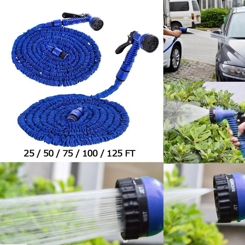 Garden hose Magic Extensible Extendable Magic Hose 15//22 5//30 MT gun