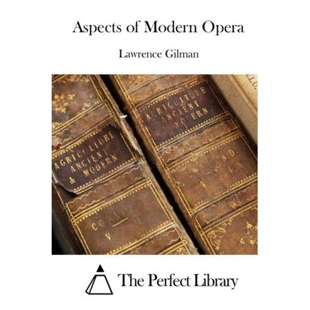 Aspects of Modern Opera - image 1 de 1