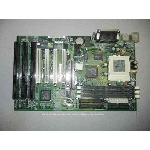 BCM VP1543 Socket 7 Motherboard With 1 AGP , 4 PCI, And 3...