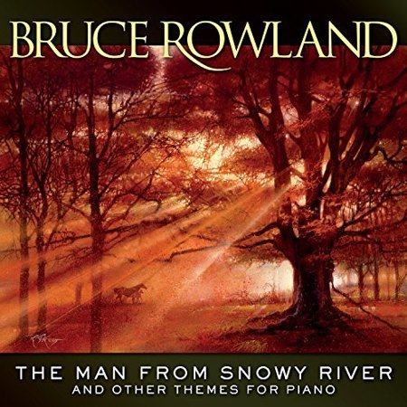 The Man From Snowy River And Other Themes For Piano - Halloween Main Theme Piano