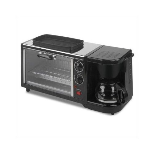Kalorik 3-in-1 Toaster Oven Breakfast Set