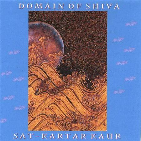 Sat Kartar Kaur   Domain Of Shiva  Cd