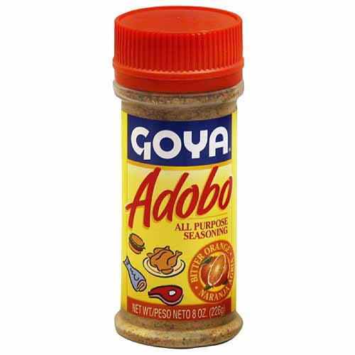 goya adobo all purpose seasoning 8 oz pack of 24