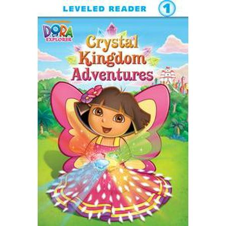 - Crystal Kingdom Adventures (Dora the Explorer) - eBook