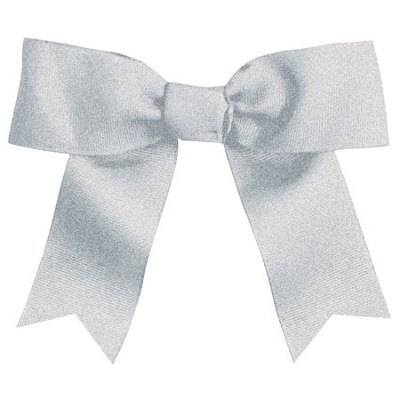 Solid Color Cheer Hair Bow - Halloween Cheer Bows