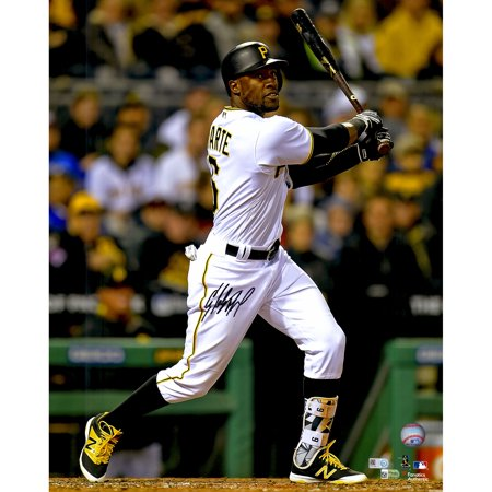 Starling Marte Pittsburgh Pirates Fanatics Authentic Autographed 16