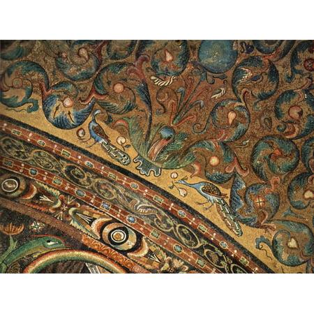 Framed Art for Your Wall Meister von San Vitale in Ravenna - Chor Mosaics in San Vitale in Ravenna, scene [1] 10 x 13 Frame