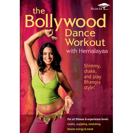 The Bollywood Dance Workout With Hemalayaa (DVD)