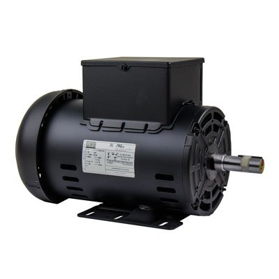 5 HP Air Compressor Electric Motor 56HZ Frame 3440 RPM Single Phase WEG New ()