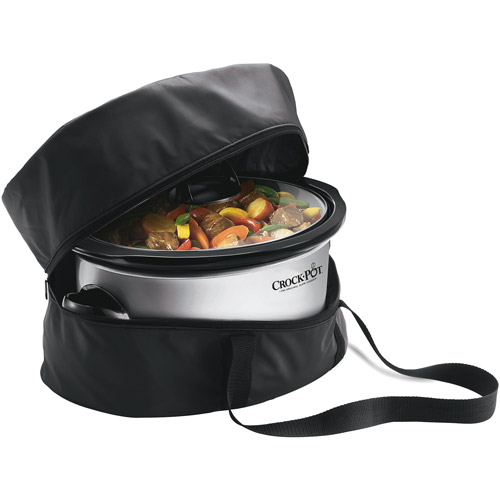 Insulated Crock-Pot Slow Cooker Travel Bag
