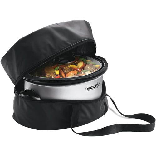 Insulated Crock-Pot Slow Cooker Travel Bag