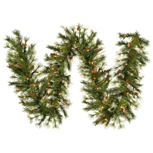 The Holiday Aisle Mixed Country Pine Garland