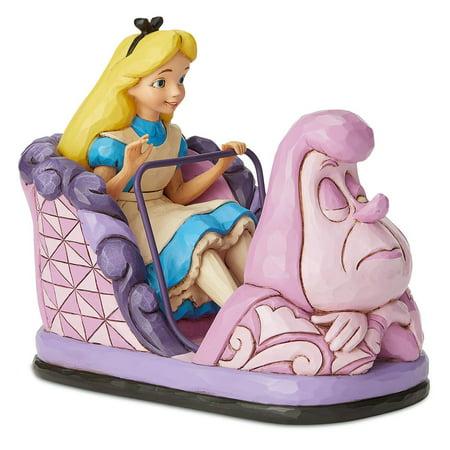 Disney Disneyland Alice in Wonderland Ride Figure by Jim Shore New with Box ()