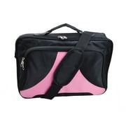 Black Pink Laptop Bag Notebook Case Shoulder Messenger For 15 6 17 18