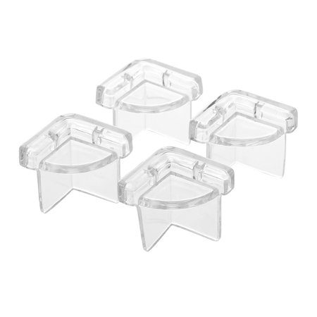 4Pcs/Pack Safety Corner Guards Table Corner Cushion for Tables & Furniture & Sharp corners Baby