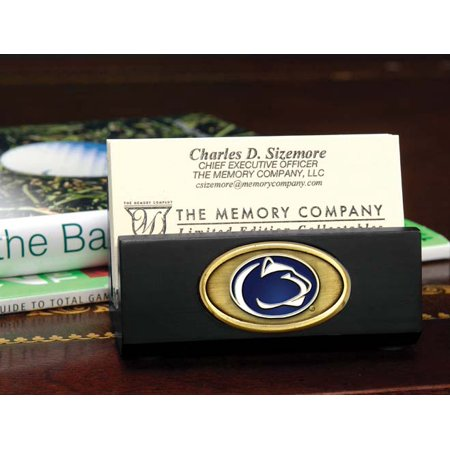 Penn state business card holder black walmart penn state business card holder black colourmoves