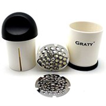 Gourmet Cheese Tray - Graty Gourmet Cheese Grater