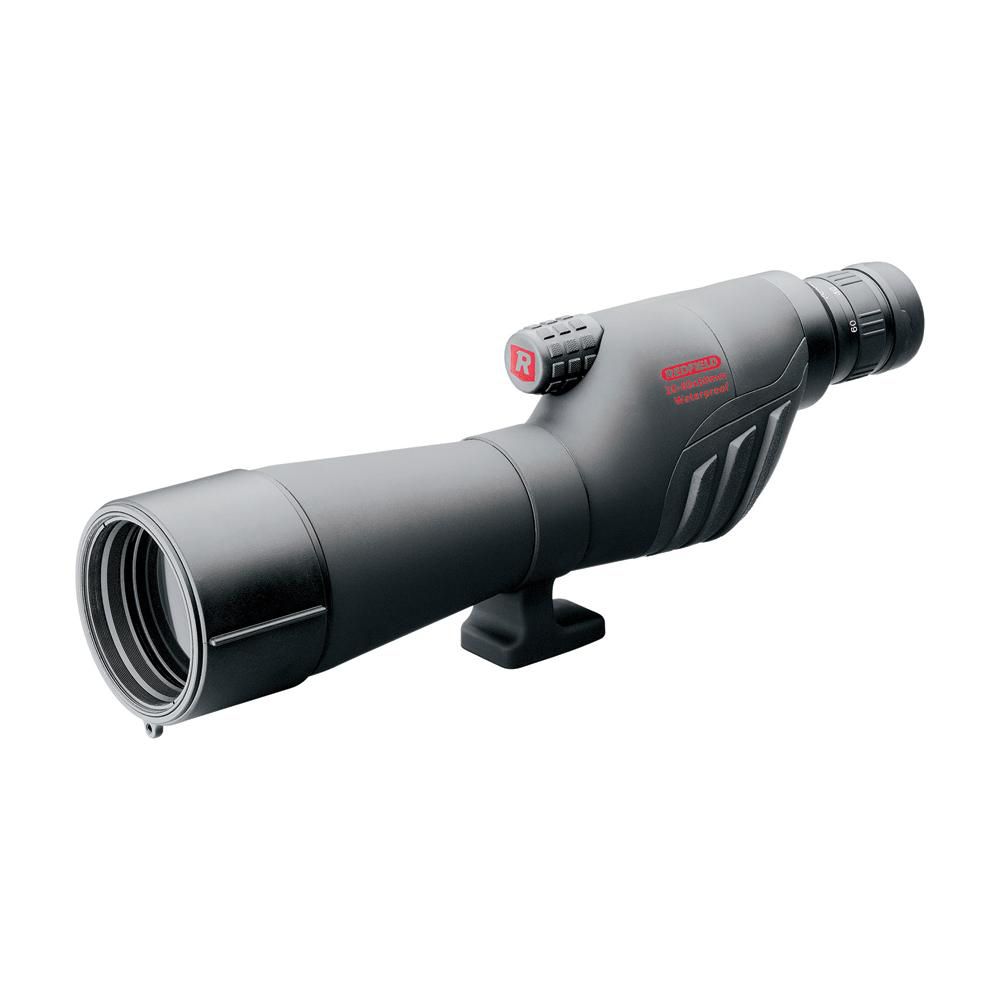 Redfield Rampage 20-60x60mm Kit Straight eyepiece spotting scope Waterproof FOV by Redfield
