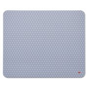 3M Precise Mouse Pad, Nonskid Repositionable Adhesive Back, 8 1/2 x 7, Gray/Bitmap -MMMMP200PS